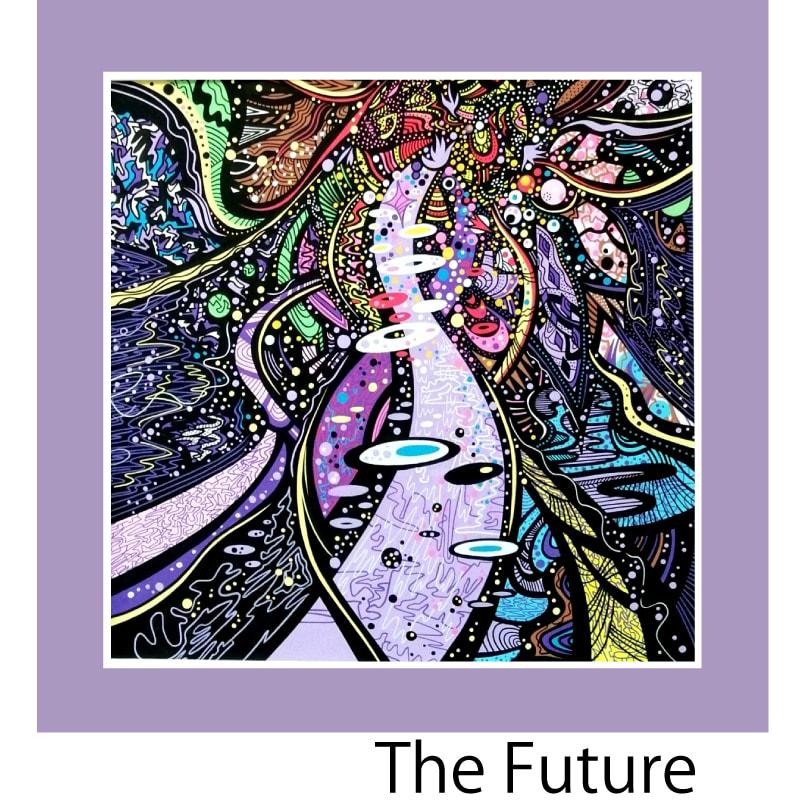 The Future~未来~ | 画家 小高朋恵 BON